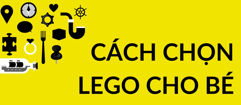 LEGO CHO BÉ 2-4 tuổi