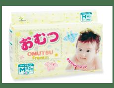 tả bỉm Omutsu size M