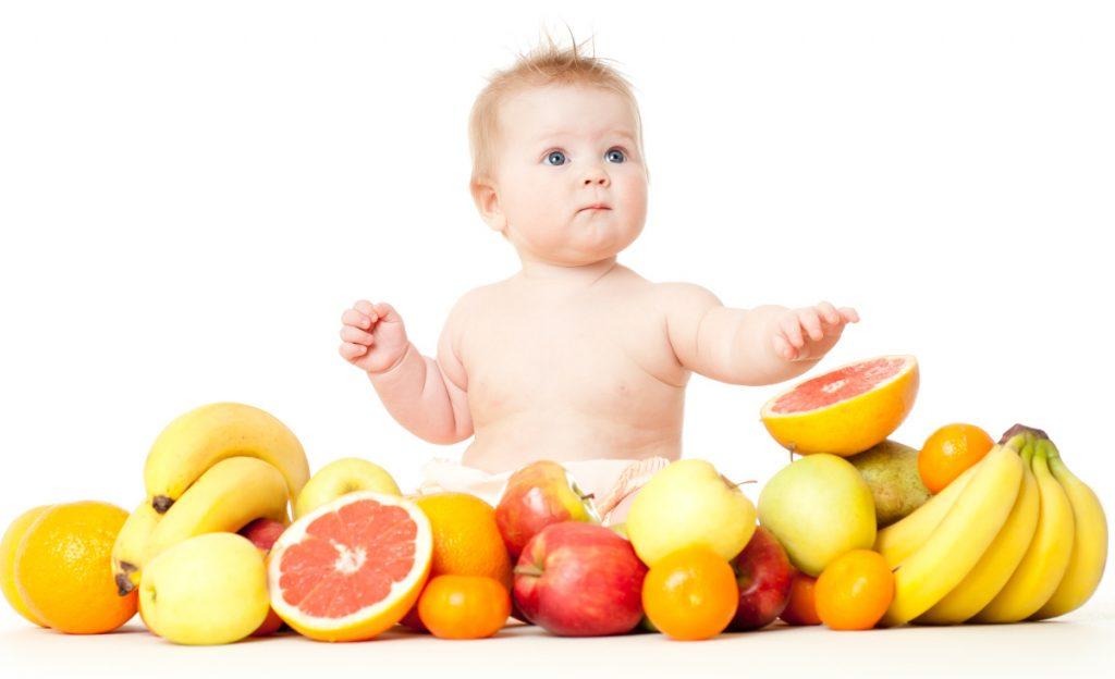 Vitamin tổng hợp cho bé