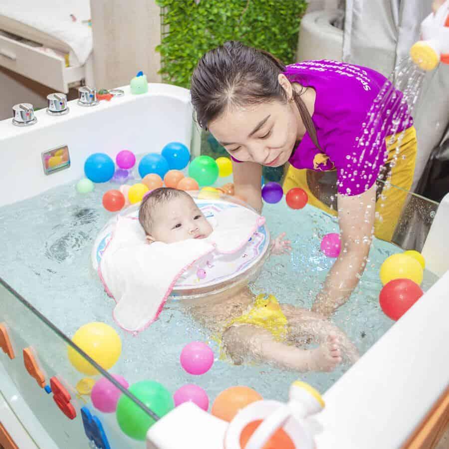 Bảo Hà Spa cho bé và mẹ