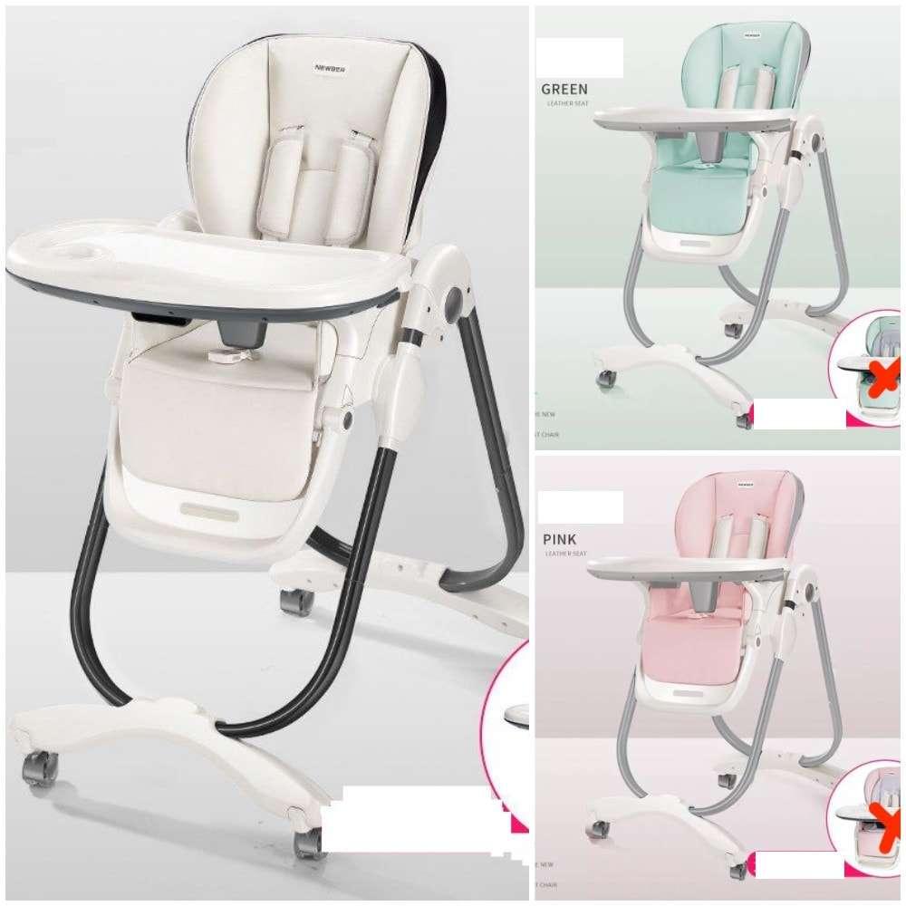 Mẫu ghế ăn cao
