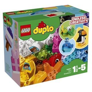 LEGO DUPLO Hộp Gạch Vui Nhộn