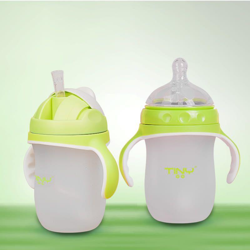 Bình sữa chống sặc cho bé