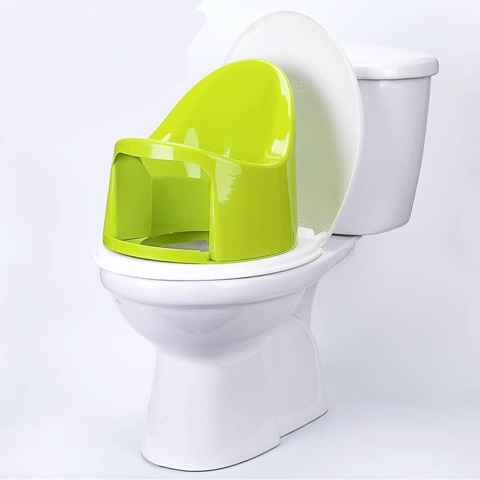 Bô vệ sinh cho bé