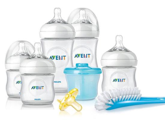 Đặc điểm bình sữa hãng Avent
