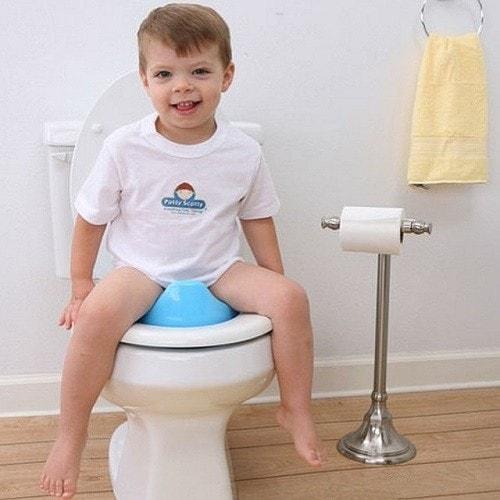 Bệ ngồi toilet