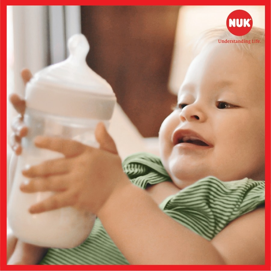 bình sữa Nuk