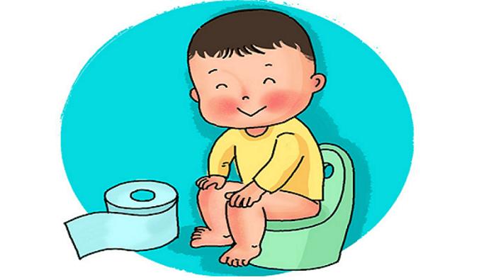 Cách tập đi bô vệ sinh cho bé