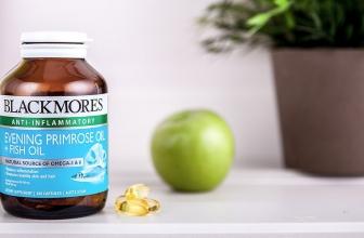Tinh dầu hoa anh thảo Blackmores thực phẩm chức năng tốt cho phụ nữ và mẹ bầu