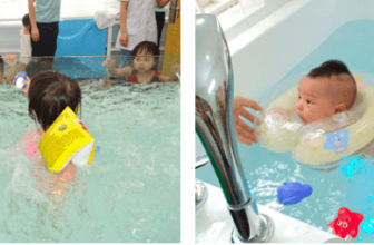 Spa cho bé có bơi thuỷ liệu đáng tin cậy