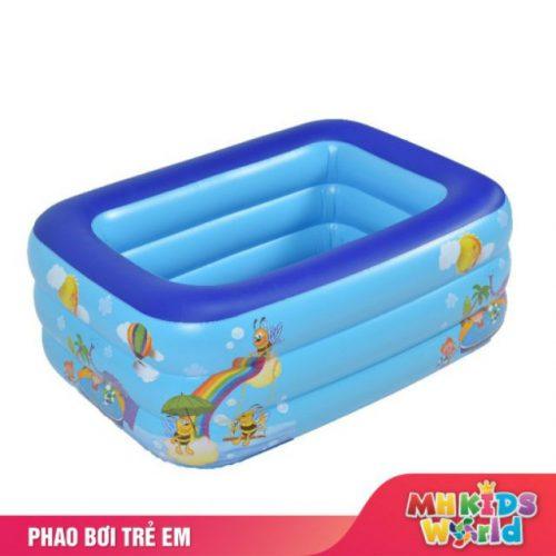 Bể bơi 3 tầng chống trượt (nhiều cỡ)