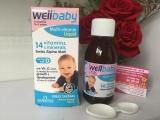Vitamin Tổng Hợp Wellbaby Cho Bé Từ 6 Tháng – 4 Tuổi